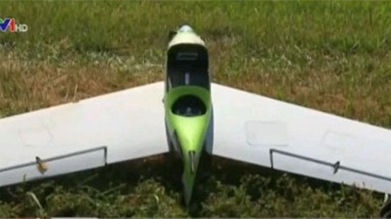 Dùng UAV để khảo sát mùa màng