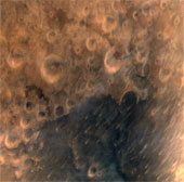 Hình ảnh đầu tiên do tàu vũ trụ của Ấn Độ gửi về