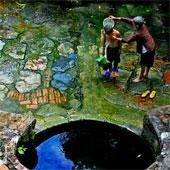 Vẻ đẹp bình dị, thân thương của làng quê Việt Nam
