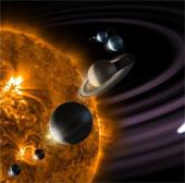 Nước của Hệ Mặt Trời sinh ra trước khi có Mặt Trời