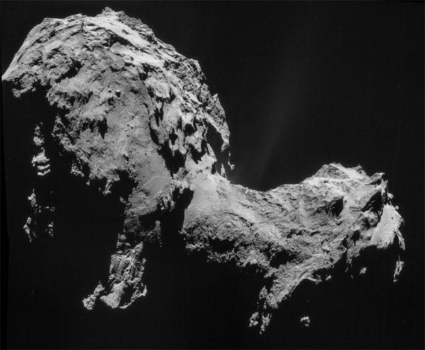 Châu Âu chốt ngày đáp xuống sao chổi