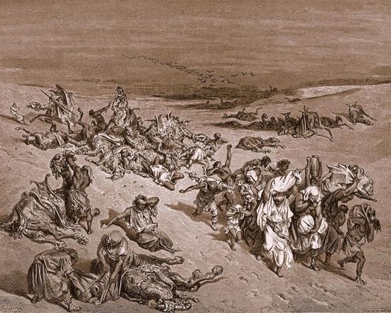 Tìm hiểu những thảm họa hủy diệt Ai Cập cổ đại