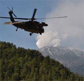 Đã có 48 người chết trong vụ núi lửa bất ngờ phun trào ở Nhật