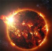 Phát hiện vết lóa siêu lớn từ sao lùn đỏ