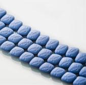 Dùng Viagra có thể bị mù