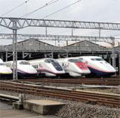 Nửa thế kỷ thế giới có xe lửa cao tốc