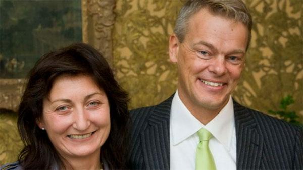 Cặp vợ chồng thứ 5 giành giải thưởng Nobel danh giá