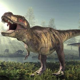 Con người có thể đánh bật được khủng long bạo chúa?