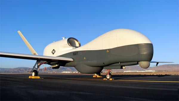 Máy bay không người lái sẽ phục vụ hải quân Mỹ