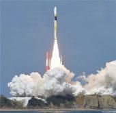 Nhật phóng vệ tinh thời tiết tiến nhất thế giới