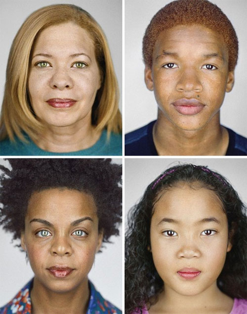 Nguyên nhân khiến khuôn mặt con người không ai giống ai