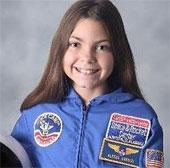 Cô bé 13 tuổi và ước mơ sống trên sao Hỏa