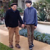 Cậu bé 15 tuổi và phát minh hỗ trợ người mắc Alzheimer