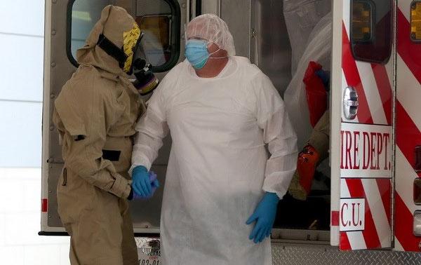 Cảnh báo dịch Ebola có thể lan đến Đông Á