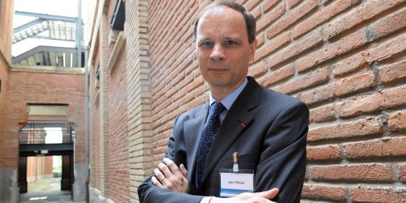 Nhà khoa học Pháp giành giải Nobel Kinh tế 2014