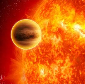 WASP-43b - Hành tinh mới đáng sợ hơn địa ngục