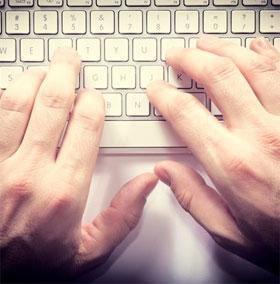 Đoán cảm xúc qua cách gõ bàn phím