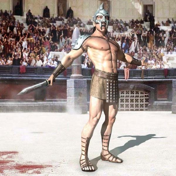 """Sự thật về """"body chuẩn"""" của các võ sĩ giác đấu cổ đại"""