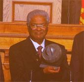 Tiến sĩ Rajaram nhận giải Lương Thực Thế giới 2014