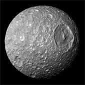 Dưới bề mặt vệ tinh Mimas của sao Thổ có thể là một đại dương