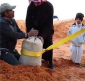 Video: Mẹo thoát khỏi hố cát khi bị sa lầy của người Trung Đông