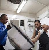 Quá trình tắm rửa cho xác chết ở Venezuela