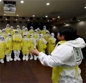 Châu Á vẫn có nguy cơ dính Ebola