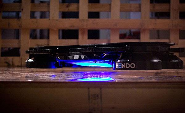 Hendo Hoverboard: Ván bay thần kỳ đầu tiên trên thế giới