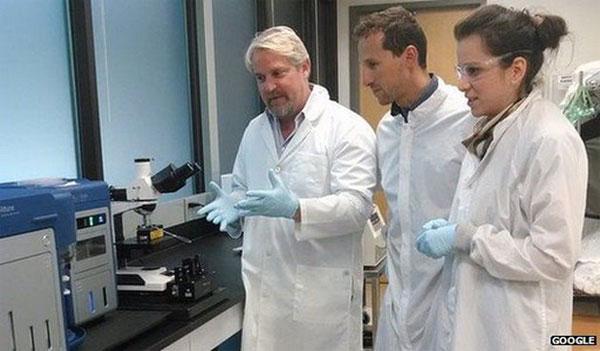 Google phát triển thiết bị dò tìm ung thư