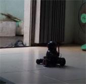 Robot điều khiển bằng mắt của sinh viên Việt