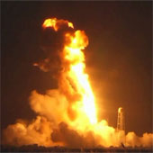 NASA tìm manh mối nguyên nhân vụ nổ tên lửa