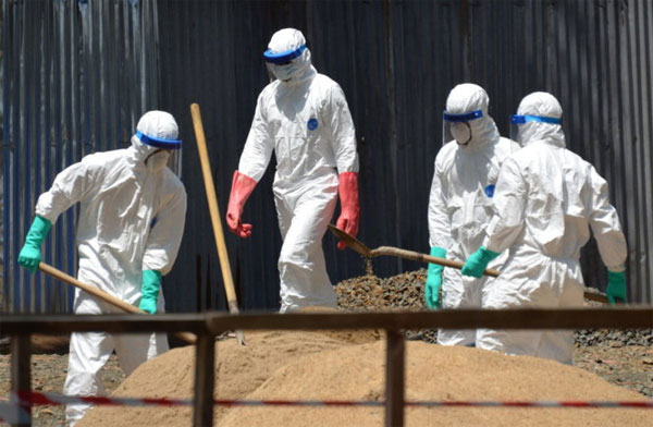 Dịch Ebola ở Liberia giảm, nhưng còn sớm để ăn mừng