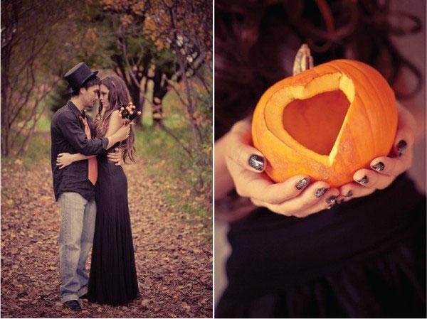 Nghiên cứu chứng minh Halloween là lễ hội của tình yêu