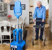 An hưởng tuổi già với robot giúp việc