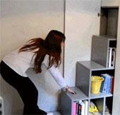 Video: Ngôi nhà siêu nhỏ và siêu gọn