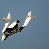 Virgin Galactic quyết bay lại trên tàu vũ trụ