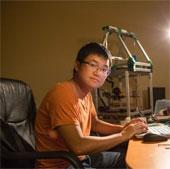 Chàng tiến sĩ Việt và dự án máy in 3D giá rẻ