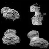 Video: Phi thuyền đáp xuống sao chổi 67P/Churyumov-Gerasimenko