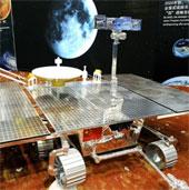 Trung Quốc công bố mẫu xe thăm dò Sao Hỏa