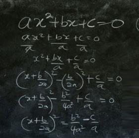 """Tại sao chữ """"x"""" được dùng để ký hiệu ẩn số trong toán học?"""