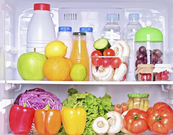 Tẩy uế tủ lạnh, khử mùi hôi