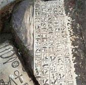 Phát hiện đền thờ 3400 tuổi của người Ai Cập cổ đại