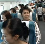 Video: Nhật chạy thử tàu khách vận tốc 500km/h
