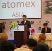 Atomex Asia 2014: quan hệ Việt-Nga trong phát triển hạt nhân