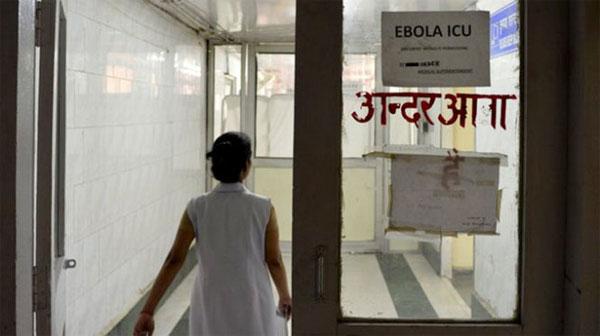 Ấn Độ cách ly người có virus Ebola trong tinh trùng