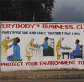 Số người thiệt mạng vì Ebola tiếp tục tăng vọt