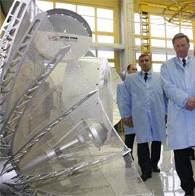"""Nga thử nghiệm """"vệ tinh sát thủ"""""""