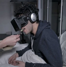 Công nghệ mới cho phép trải nghiệm cuộc sống của người khác