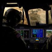 """Máy bay quân sự Mỹ sẽ có cảm biến """"nhìn xuyên thời tiết"""""""