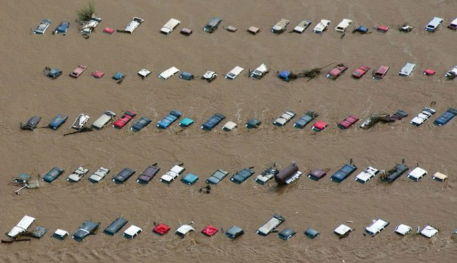Thảm kịch của biến đổi khí hậu